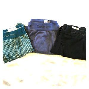 Calvin Klein Other - Men's size medium Calvin Klein boxer briefs pack