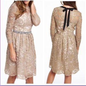 Boden lace dress