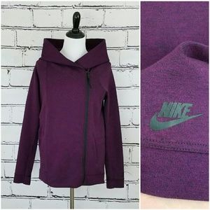 88% off Nike Jackets & Blazers - Nike chunky fleece jacket from ...