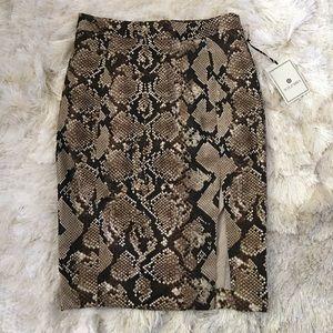 Altuzarra Dresses & Skirts - NWT Altuzarra for Target Snake Print Pencil Skirt