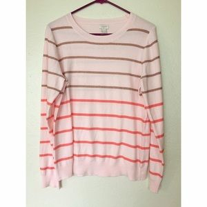 J. Crew Sweaters - J.Crew Striped Sweater