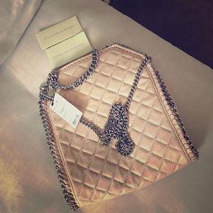 Stella McCartney Handbags - NWT Stella McCartney Mini Quitted Falabella