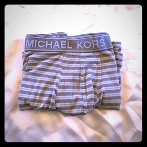 Michael Kors Other - Men's size extra large gray Michael Kors Boxer b.