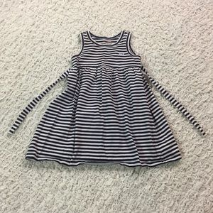 Vineyard Vines Other - Vineyard Vines striped tie back sun dress 3T