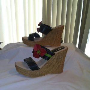 Sbicca Shoes - 💞SALE Sbicca vintage wedge sandals new