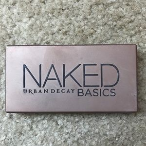 Urban Decay Other - Urban decay naked basics bundle gently used