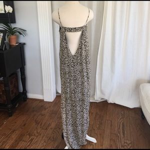 Rory Beca Dresses & Skirts - NWT Rory Becca silk backless maxi