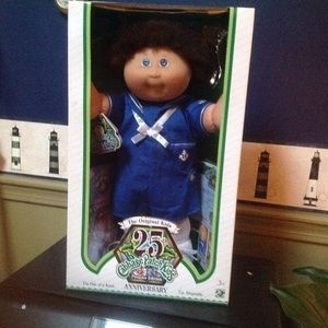 FLASH ⚡️⚡️25th anniversary cabbage patch  $ 80 💥