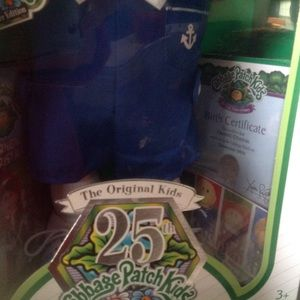 Other - FLASH ⚡️⚡️25th anniversary cabbage patch  $ 80 💥