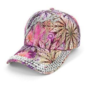 Accessories - NEW BLING *LOVE* HOTTIE BALL CAP