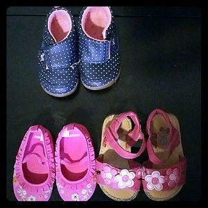 Carter's Other - 🎈SALE🎈GIRL SHOES BUNDLE