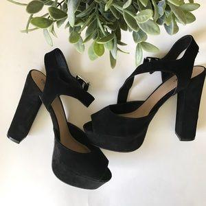 Mossimo Shoes - Mossimo Platform Heels