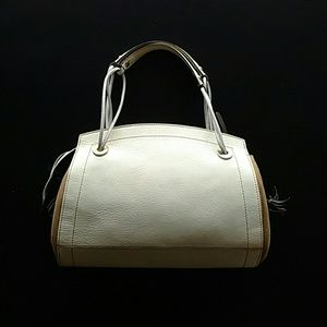 Hogan Handbags - Authentic Hogan White Handbag