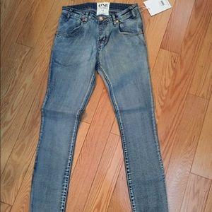 One Teaspoon Pants - One teaapoon jeans