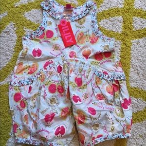 Oilily Other - NWT Oilily Romper, 18mo