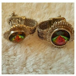 Other - JUST IN: Vintage 1970s Cufflinks EUC