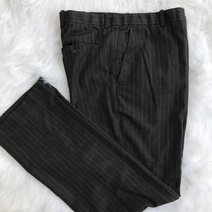 "Perry Ellis Other - Men's Perry Ellis Charcoal Dress Pants 32""X32"""