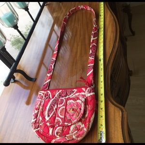 Vera Bradley Crossbody small quilted bag