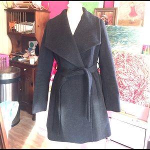 MICHAEL Michael Kors Jackets & Blazers - MICHAEL Michael Kors belted wrap coat, small