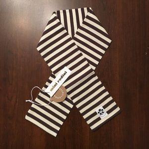 Mini Rodini Other - New mini rodini striped scarf / brown
