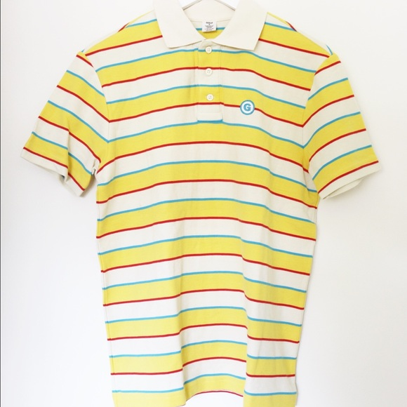 dfc58c5c6a99 golf Other - Men s Golf Wang striped polo Tyler the Creator