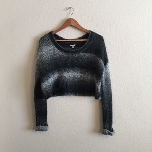 Ecote Sweaters - ECOTE women's Crop Wool Sweater XS