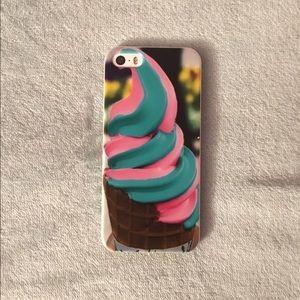 Accessories - IPhone 5S Case