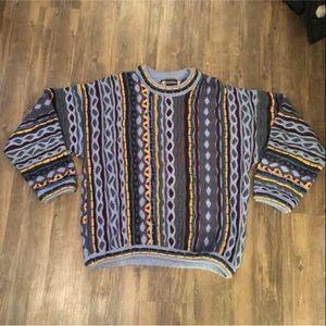 Tundra Other - Vintage Men's Tundra Coogi style sweater