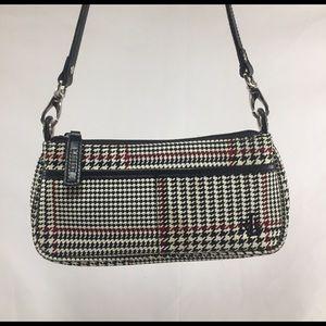 Lauren Ralph Lauren Handbags - LAUREN RALPH LAUREN Houndstooth Mini Bag