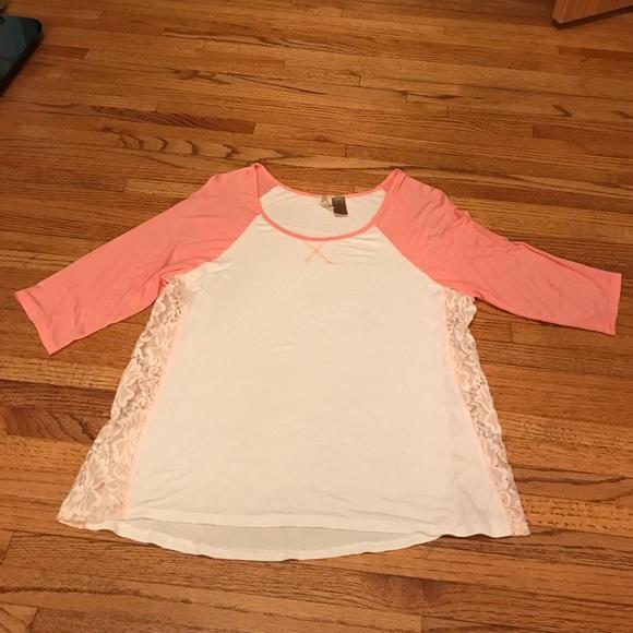 BKE Tops - M BKE 3/4 length sleeve tshirt