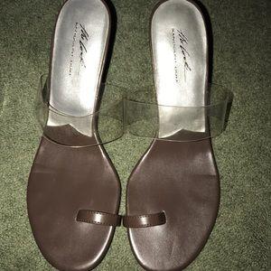 Randolph Duke high heeled sandals