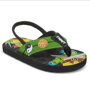 Nickelodeon Other - Nwt TMNT toddler Sandals