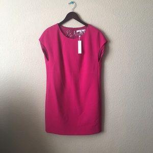 Trina Turk Dresses & Skirts - Trina Turn Hot Pink Shift Dress