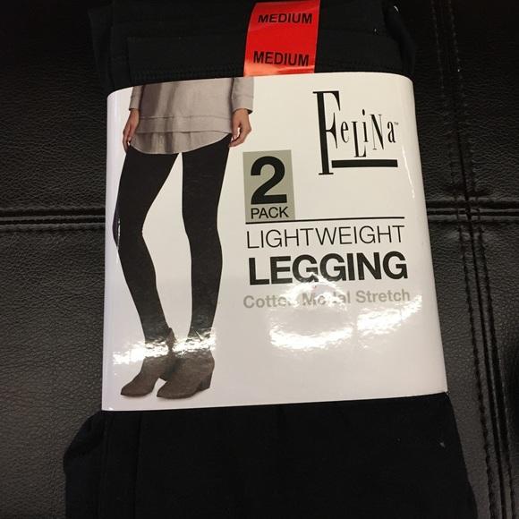 a5d29bfc1631c7 felina Pants | Legging 2 Pk | Poshmark