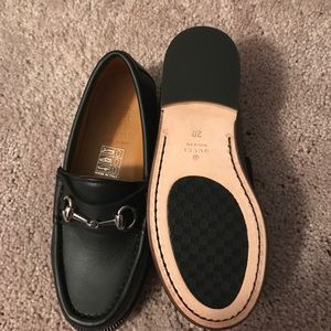 NWT Authentic Gucci horsebit loafers