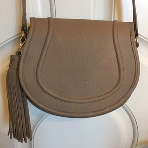 Gigi New York cross body bag, like new