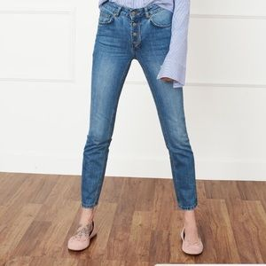 Anine Bing Denim - Anine Bing Mom Jeans