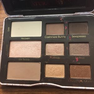 Too Faced Other - Too Faced Natural Eyes Palette