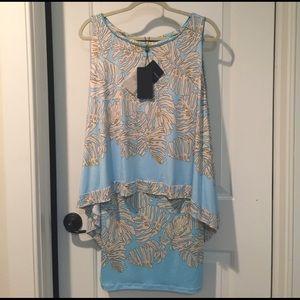 analili Dresses & Skirts - NWT Adorable Analili summer dress medium.