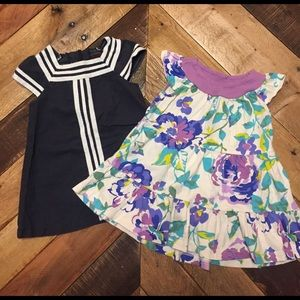 Tea Collection Other - Tea collection dresses (6-12months)