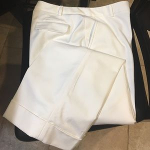 Ellen Tracy summer ankle length trousers