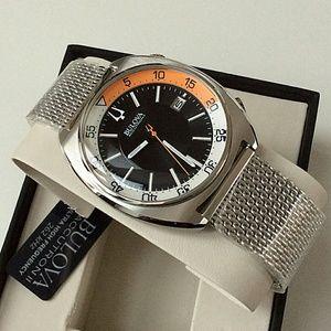 Bulova  Other - NWT Bulova Accutron II Men's Two-Tone watch