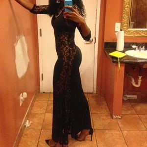 Lanvin for H&M Dresses & Skirts - Black Casual Dress
