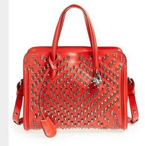 Alexander McQueen Handbags - Alexander McQueen limited skull stud handbag