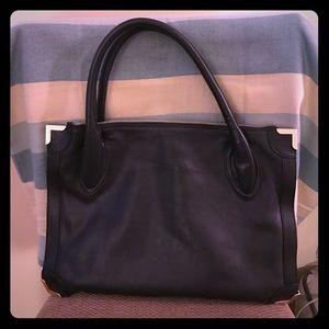 Foley + Corinna Handbags - Foley + Corinna Frame Satchel