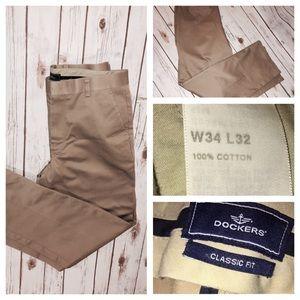 Dockers Other - 🍁🍂🔥Dockers Men's Pants Size W 34 L32💥💥