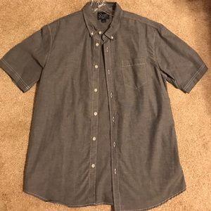 Retrofit Other - Men's Grey Button Up