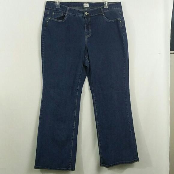 cc55d8df437b1 Just My Size Denim - Just my Size Women s 22W Average Blue Jeans
