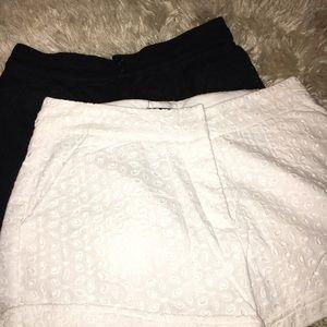 Stoosh Pants - 🎈Bundle of lace detail shorts