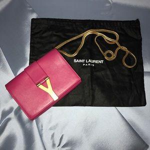 Saint Laurent Handbags - YSL Classic Small Monogram Satchel